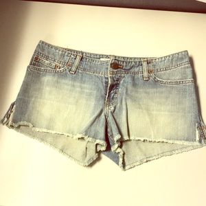 Abercrombie & Fitch Jean Shorts, Size 6, Cutoffs